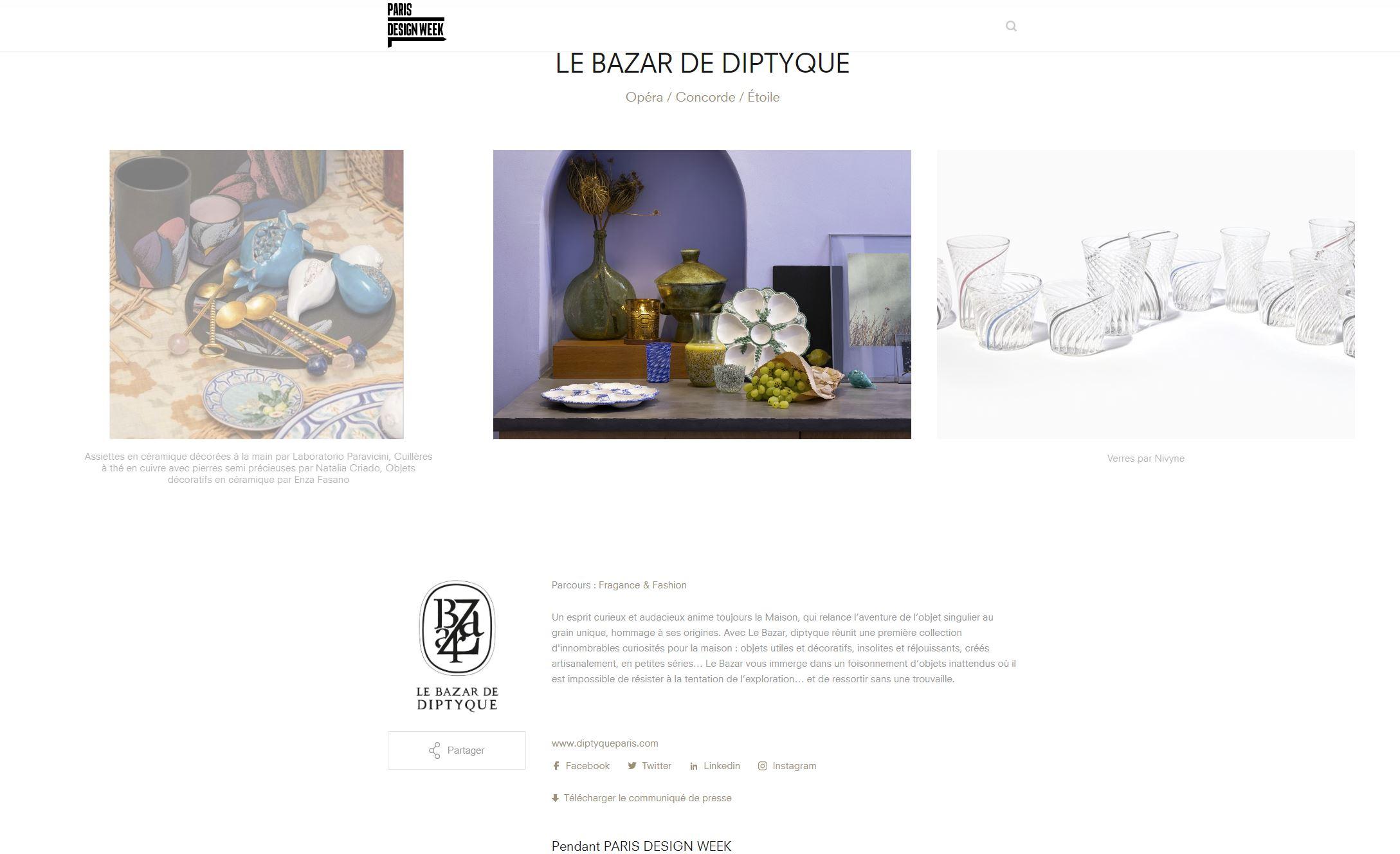 photographie objets design